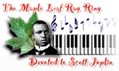 The Maple Leaf Rag Ring-Devoted To Scott Joplin